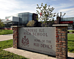 Grosse Ile High School among America's Best in 2013