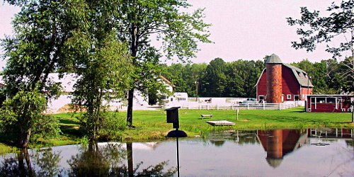 Centennial Farm is a jewel of Grosse Ile Parks and Recreation...