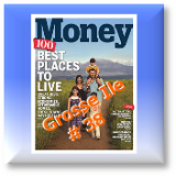 #38 on Money Magazine 2009 Best Places to Live